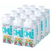 Chi Coconut Water 12 x 330ml