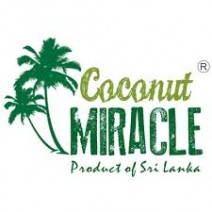 Coconut Miracle 1L Tub Organic virgin coconut oil x 6