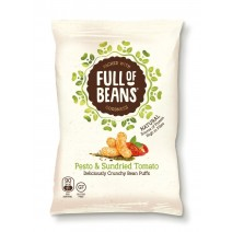 Full of Beans Pesto & Sundried Tomato Puffs 85g