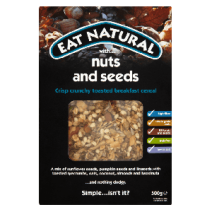 Eat Real Nuts & Seeds Cereal 500g