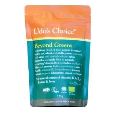 Udo's Beyond Greens 125g
