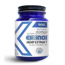 Elixinol Hemp Extract 900 60 Caps