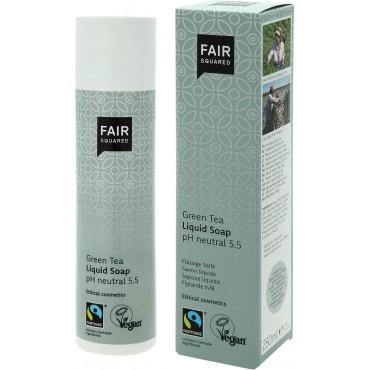 Fair Squared Liquid Soap Green Tea (PH Neutral) 250ml