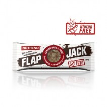 Nutrend Gluten Free Flapjack Sour Cherry & Strawberry  20 x 100g