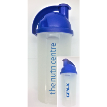 Nutricentre GENX Plastic Shaker Bottle