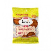 Lucy's Gluten Free Ginger Snap Cookie 37g