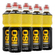 Nutrend ISODRINX Ready To Drink Lemon 8 x 750ml