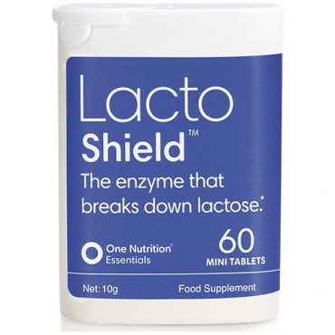 One Nutrition Lactose Shield 60's