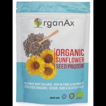 Organax Organic Sunflower Seed Protein 250g