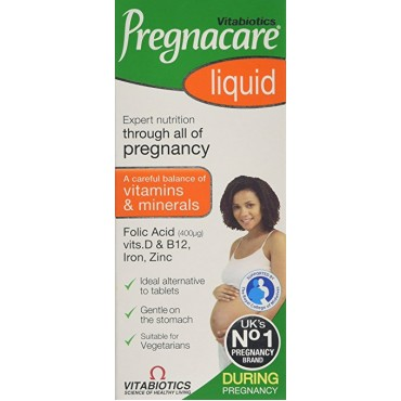 Vitabiotics Pregnacare 200ml