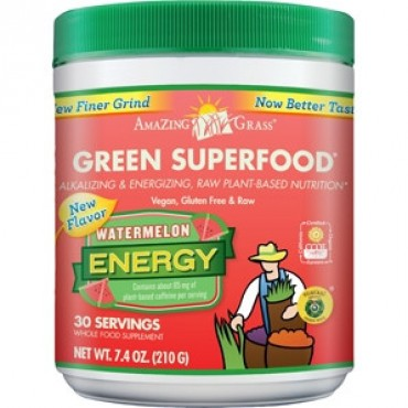 Amazing Grass Watermelon Energy 210g
