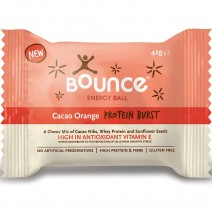 Bounce Cocoa Orange Protein Ball 42g