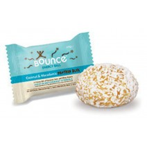 Bounce Coconut & Macadamia Protein Bliss Ball 40g