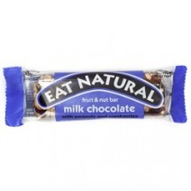 Eat Natural Peanut, Cranberries, Cashews & Milk Chocolate Bar 45g