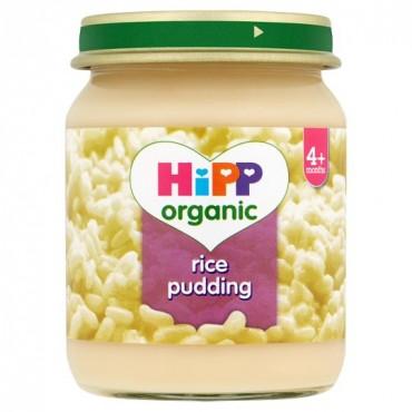 Hipp Rice Pudding 125g