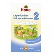 Holle Organic Follow On Formula 2 600g