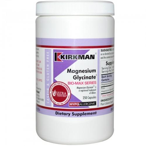 Kirkman magnesium