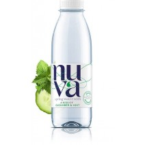Nuva Cucumber & Mint Spring Water 500ml