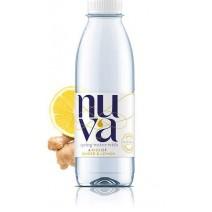 Nuva Ginger & Lemon Spring Water 500ml