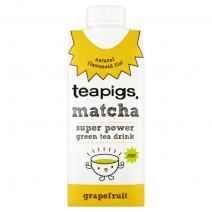 Teapigs Super Power Grapefruit Green Tea Drink 330ml