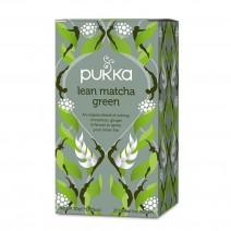 Pukka Lean Matcha Green 4 x 20 Bags