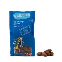 Quibbles Salt & Vinegar Almonds 30g