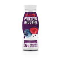 Scitec Nutrition Protein Smoothies Raspberry/Blue Berry 8 x 330 ml
