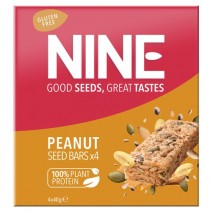 9 Bar Peanut Seed 4 x 40g