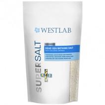 Westlab Supersalt Dead Sea Bathing Salt 1kg