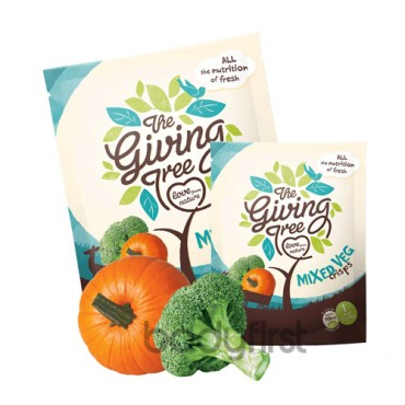 The Giving Tree Mixed Vegetable Crisp 45g