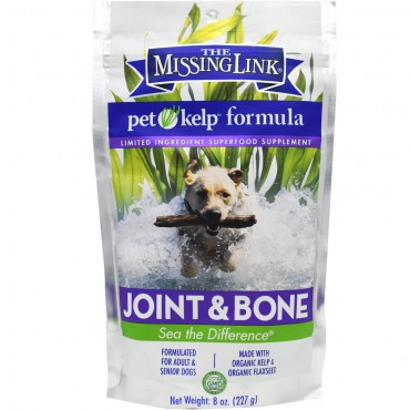 Missing Link® Pet Kelp™ Canine Joint & Bone Formula 227g