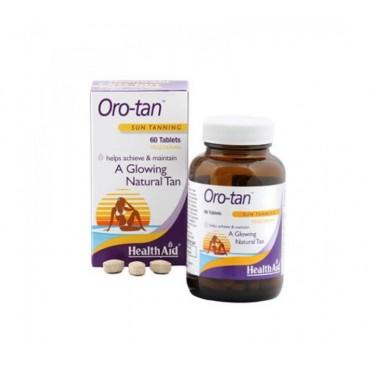 Health Aid Oro Tan 60 Tabs