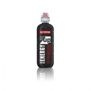 Nutrend Smash Energy UP 8 x 500 ml Black