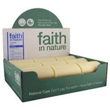 Faith in Nature Tea Tree Soap x18