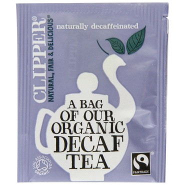 Clipper Organic Everyday Decaf Tea 250 Bags