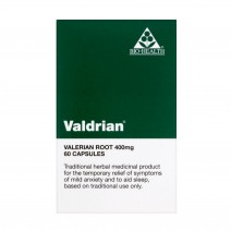 Bio-Health Valdrian 400mg 60 capsules