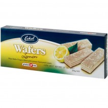 Eskal Gluten Free Lemon Wafers Biscuits 200g (Case of 12)