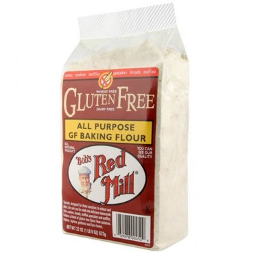 Bobs Red Mill Gluten Free All Purpose Baking Flour 600g