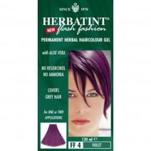 Herbatint Violet Ammonia Free Hair Colour FF4 150ml