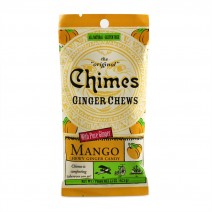 Chimes Ginger Chews - Mango Flavour 42.5g