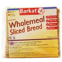 Barkat Brown Rice Sliced Bread 500g