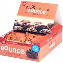 Bounce Cacao Orange Protein Burst Balls 12 x 42g