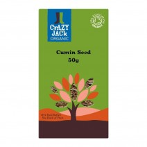 Crazy Jack Cumin Seeds 50g