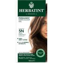 Herbatint Light Chestnut Ammonia Free Hair Colour 5N 150ml