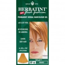 Herbatint Orange Ammonia Free Hair Colour FF6 150ml