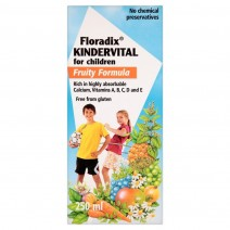 Floradix Kindervital Fruity Formula 250ml