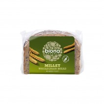 Biona Organic Millet Bread 250g (Case of 6)