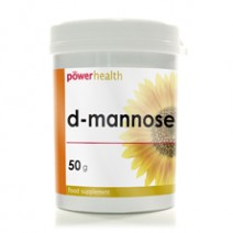 Power Health D-Mannose Food Supplement 50g