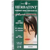 Herbatint Brown Ammonia Free Hair Colour 2N 150ml