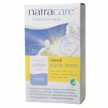 Natracare Mini Panty Liners Pack of 30